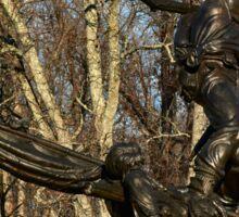 Gettysburg National Park - Mississippi Memorial Sticker