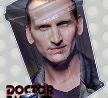 Christopher Eccleston Poster by drwhobubble