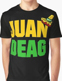Juan Deag Graphic T-Shirt