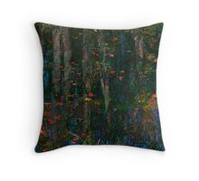 Les reflets (6) Throw Pillow