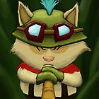 Super Teemo by gleviosa
