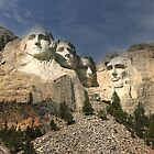 &quot;Mt Rushmore&quot; by peaky40