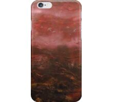 Out from the peat iPhone Case/Skin