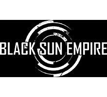 Black Sun Empire LOGO Photographic Print