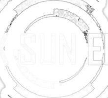 Black Sun Empire LOGO Sticker