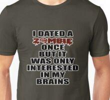 My Brains Unisex T-Shirt