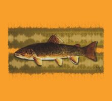 tattoo brown trout by dennis william gaylor