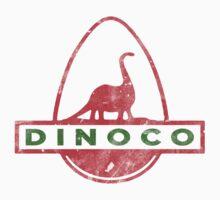 Dinoco by JTNC