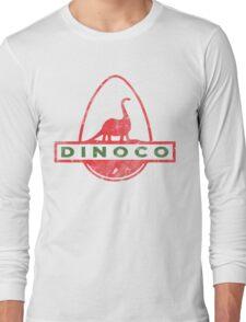 Dinoco Long Sleeve T-Shirt