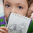 Little Artist by Kuzeytac