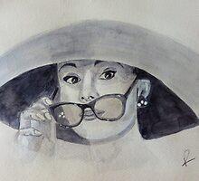 Audrey by dennysart