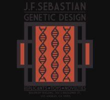 JF SEBASTIAN GENETIC DESIGN - Blade Runner Kids Clothes