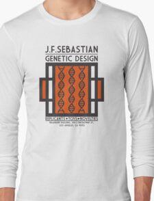 JF SEBASTIAN GENETIC DESIGN - Blade Runner Long Sleeve T-Shirt