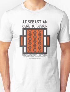 JF SEBASTIAN GENETIC DESIGN - Blade Runner T-Shirt