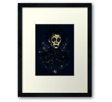 Scarry Night Framed Print
