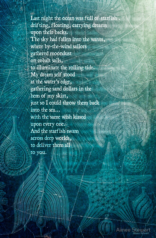 Wished Upon - a poem by Aimee Stewart