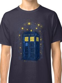 Space Time Impressionism Classic T-Shirt