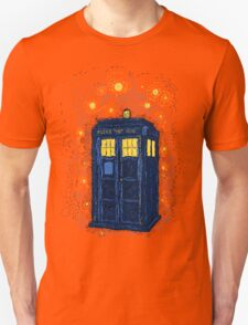 Space Time Impressionism T-Shirt