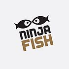 The Ninja Fish eyepad cover by ninjafish