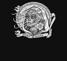 Black and White Catrina (Day of the Dead) Unisex T-Shirt