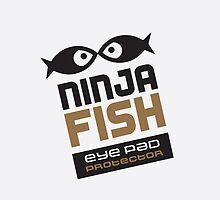 NINJA FISH EYE PAD PROTECTOR by ninjafish