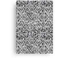 Animal Print Canvas Print