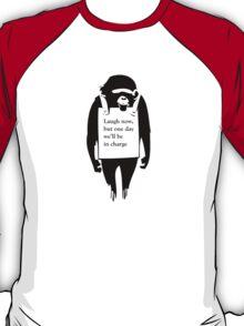 Laugh Now Chimp T-Shirt