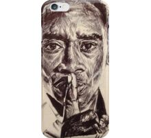 Don Cheadle iPhone Case/Skin