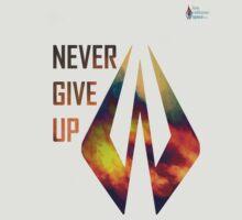 KR - Never Give Up by evenstarsaima