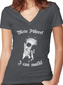 Peter Sellers - I can Walk! Women's Fitted V-Neck T-Shirt