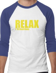 I'M hilarious Men's Baseball ¾ T-Shirt