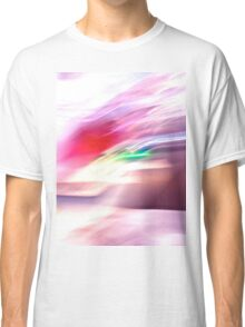 Flashes of light abstract Classic T-Shirt