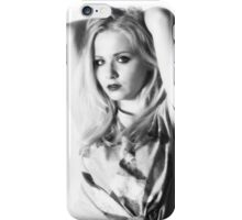 a portrait of Lily iPhone Case/Skin