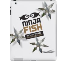 Ninja Fish  Star protector iPad Case/Skin