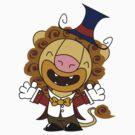 Ringmaster Lion by shiro
