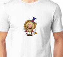 Ringmaster Lion Unisex T-Shirt