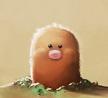 Diglett Dig, Diglett Dig by Blueberry-Cat