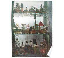 Perfume Bottles Poster