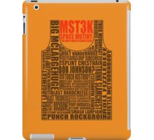 MST3K: The many names of David Ryder iPad Case/Skin