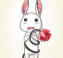 Bunny Flower by freeminds