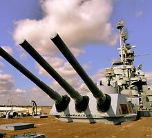 USS Alabama, Mobile by ADayToRemember