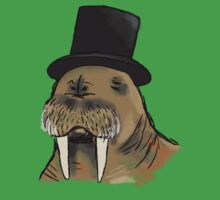 Walruses Have Class Too by Samantha Huckabay