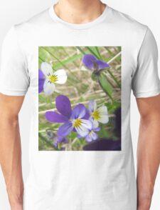 Wild pansy T-Shirt