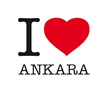I ♥ ANKARA by eyesblau