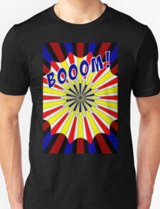 Pop art meets Mondrian explosion T-Shirt