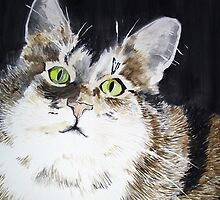 The Purfect Model  by Anne Guimond