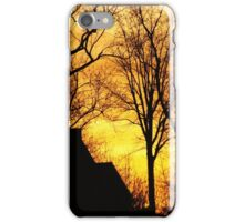 November Sunset iPhone Case/Skin