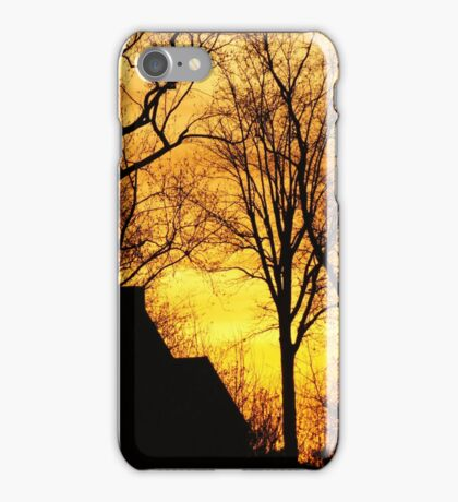November Sunset iPhone Case/Skin