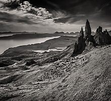The Old Man of Storr by Dominique Dubied