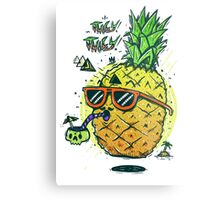Juicy Juicy Metal Print